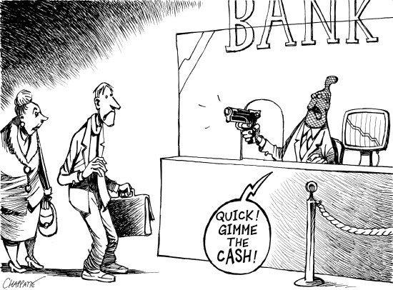 Bank Accounts and Bankruptcy