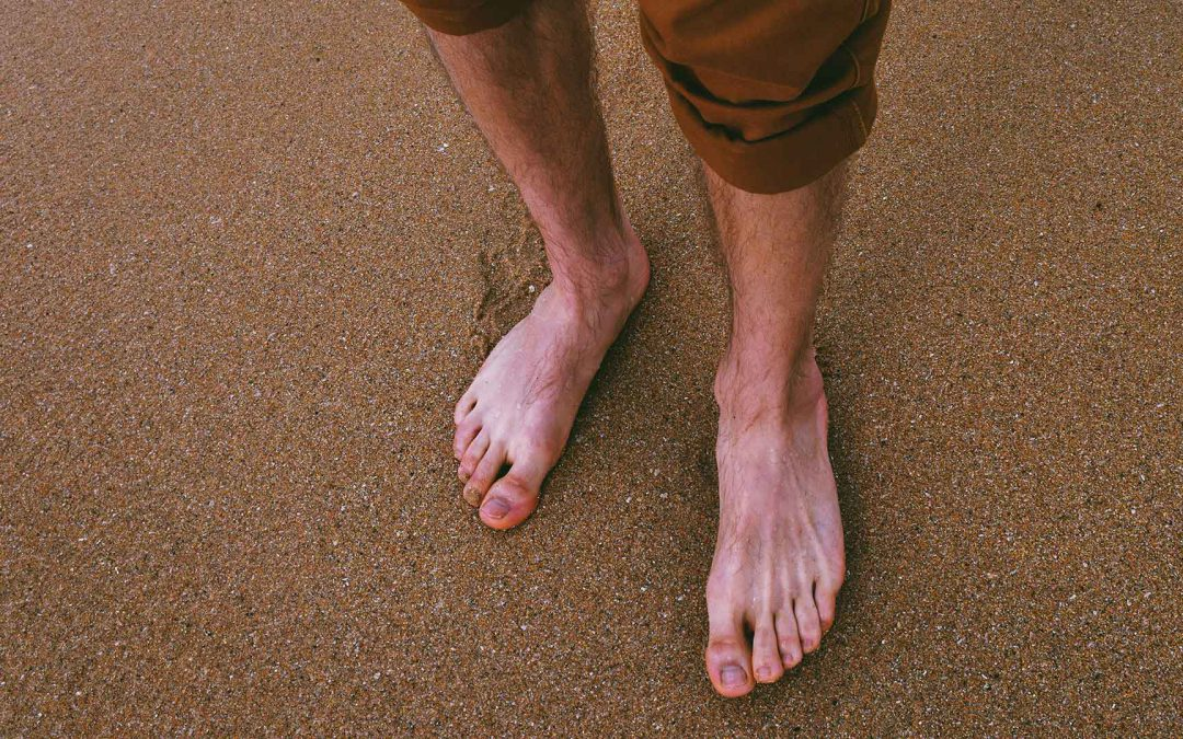 Barefoot Lawyering – something I do often